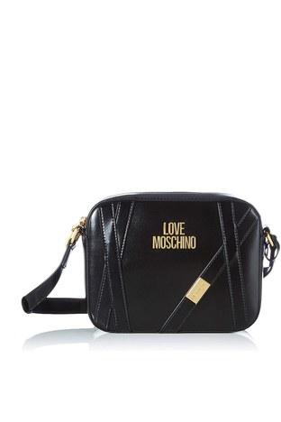 Love Moschino - Love Moschino Kadın Çanta JC4277PP0BKS0000 SİYAH