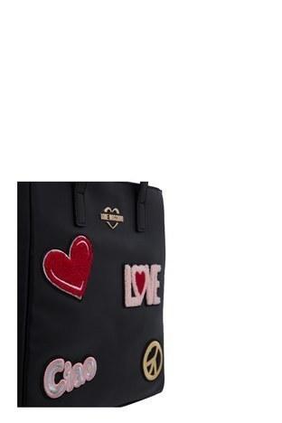 Love Moschino Kadın Çanta S JC4081PP17LJ0000 SİYAH