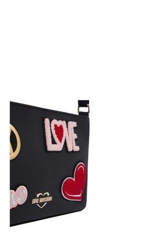 Love Moschino Kadın Çanta S JC4086PP17LJ0000 SİYAH