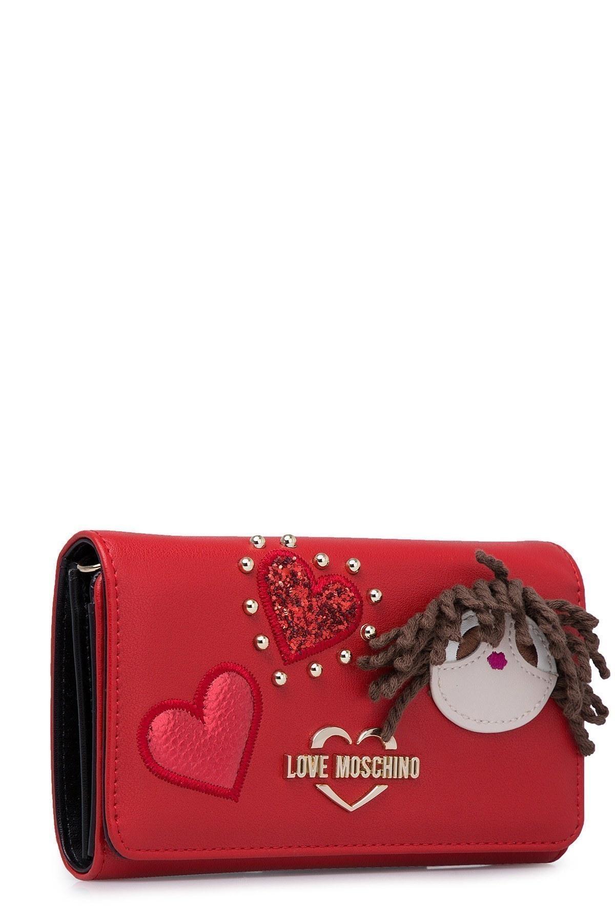 Love Moschino Kadın Çanta S JC5601PP17LF0500 KIRMIZI