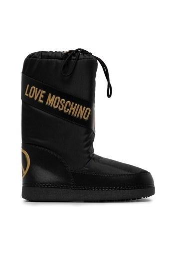 Love Moschino Kadın Kar Botu JA24012G0BIU3000 SİYAH