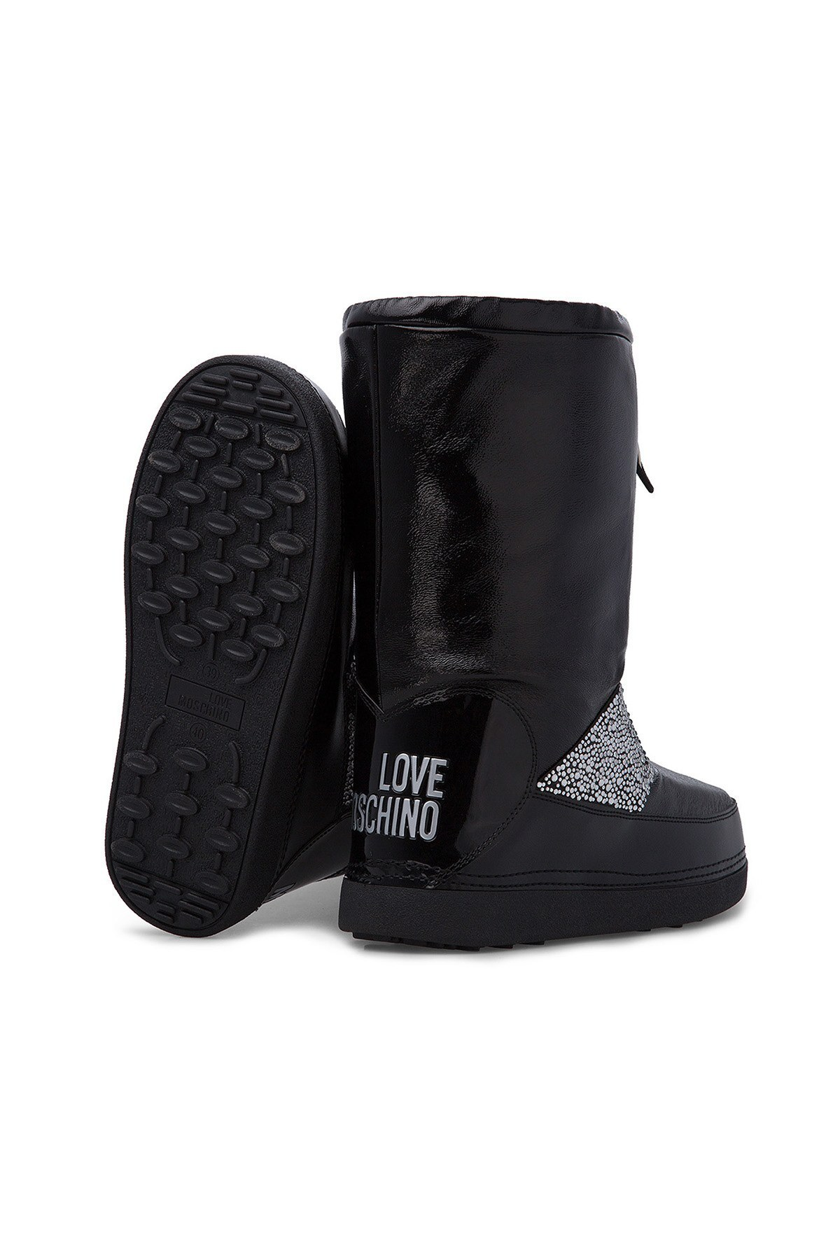 Love Moschino Bayan Kar Botu JA24042G18IE0000 SİYAH