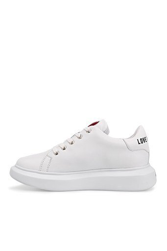 Love Moschino Sneaker Kadın Ayakkabı JA15204G1CIA0100 BEYAZ