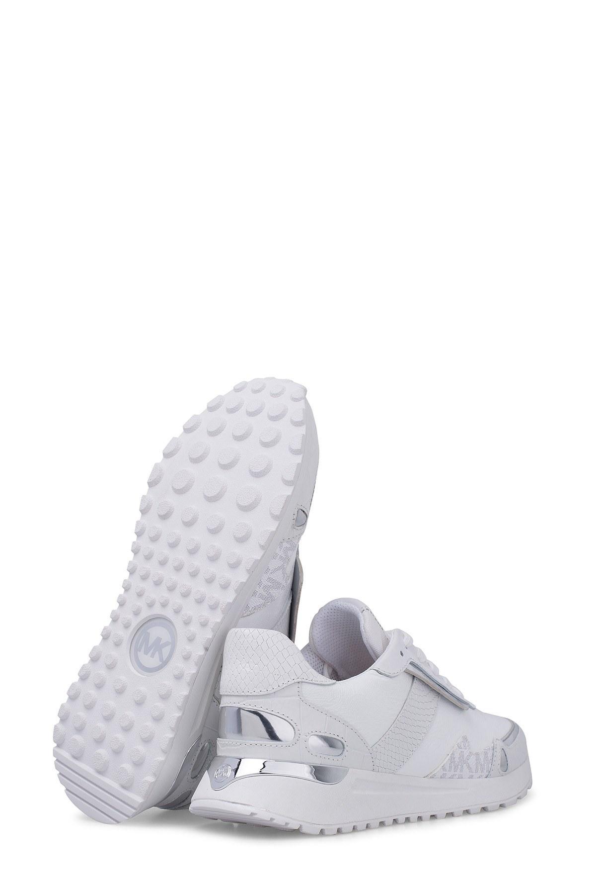 Michael Kors Kadın Ayakkabı 43R0MOFP1L 119 BEYAZ