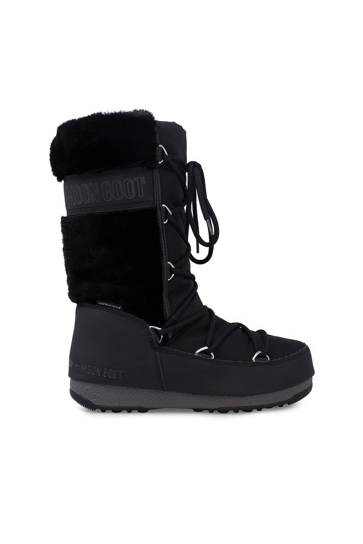 Moon Boot Bayan Bot 24009600 001 SİYAH