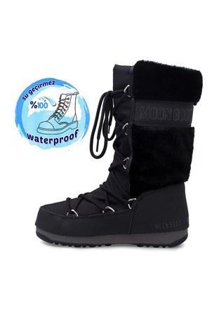 Moon Boot - Moon Boot Bayan Bot 24009600 001 SİYAH (1)