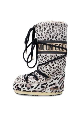 Moon Boot - Moon Boot Bayan Kar Botu 14026200 001 LEOPAR (1)