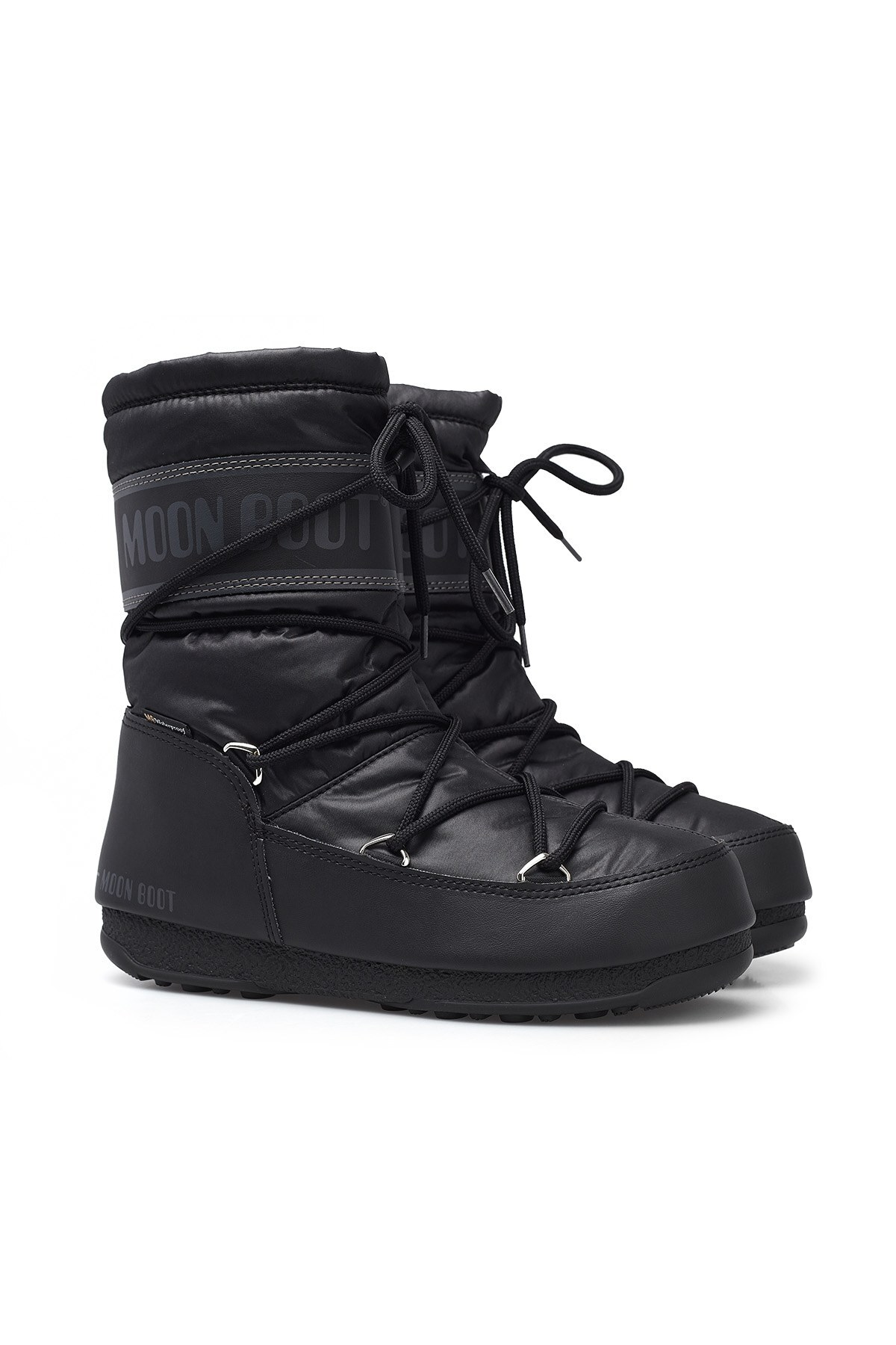 Moon Boot/SİYAH/39 Bayan Kar Botu 24009200 001 SİYAH