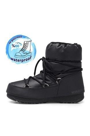 Moon Boot - Moon Boot Kadın Kar Botu 24009300 001 SİYAH (1)
