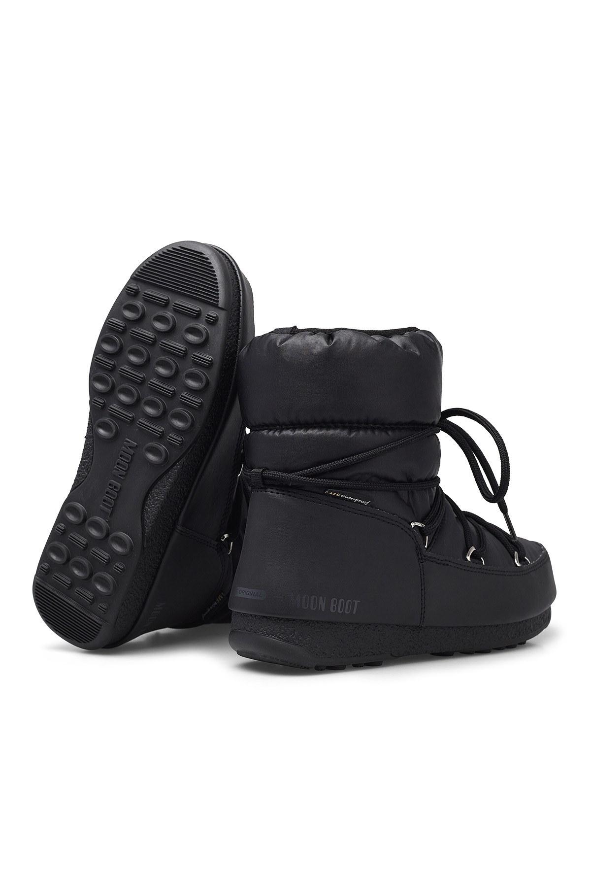 Moon Boot Kadın Kar Botu 24009300 001 SİYAH