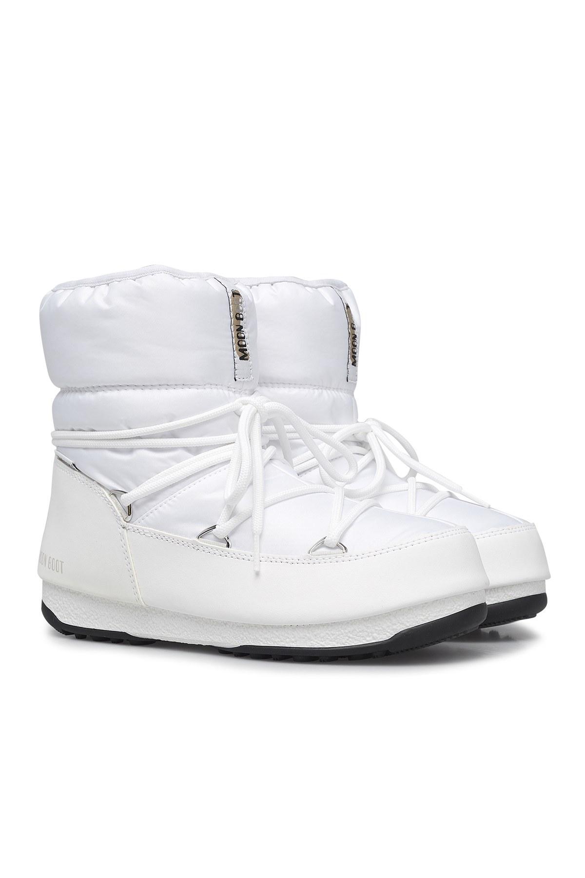 Moon Boot Bayan Kar Botu 24009300 002 BEYAZ