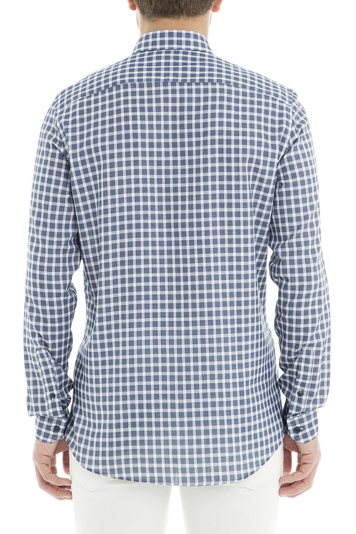 Nautica Erkek Gömlek W91026T 41H GRİ