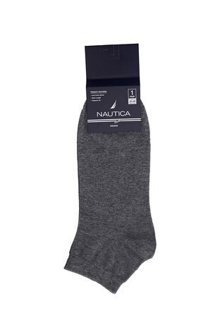 Nautica - Nautica Erkek Çorap 31SU01T 0GH GRİ