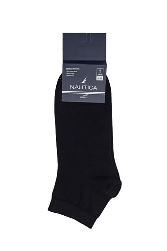 Nautica Erkek Çorap 31SU01T 0TB SİYAH