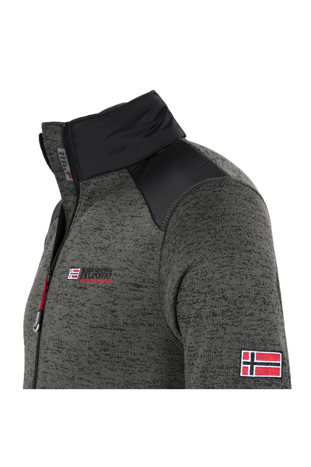NORWAY GEOGRAPHICAL Erkek Mont TIMON FÜME