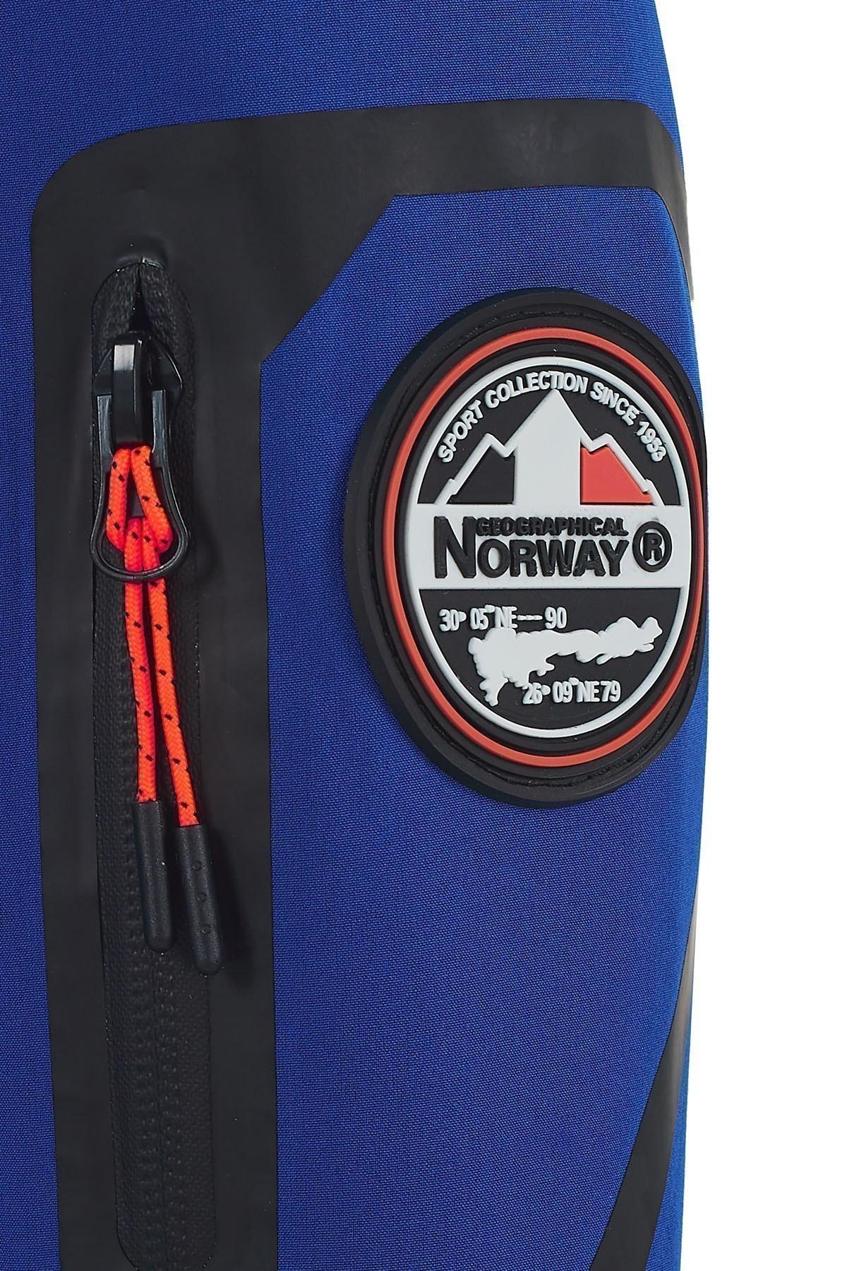 Norway Geographical Kapüşonlu Outdoor Erkek Mont TYREEK SAKS