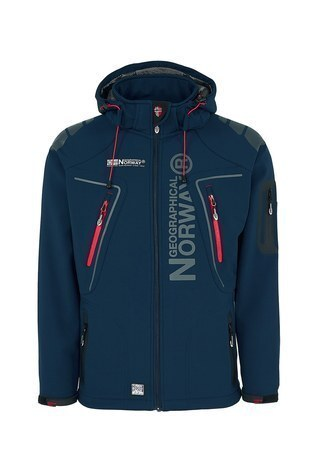 Norway Geographical - Norway Geographical Outdoor Erkek Mont TECHNO LACİVERT