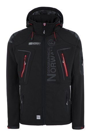 Norway Geographical - Norway Geographical Outdoor Erkek Mont TECHNO SİYAH