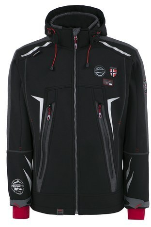Norway Geographical - Norway Geographical Outdoor Erkek Mont TONIC SİYAH