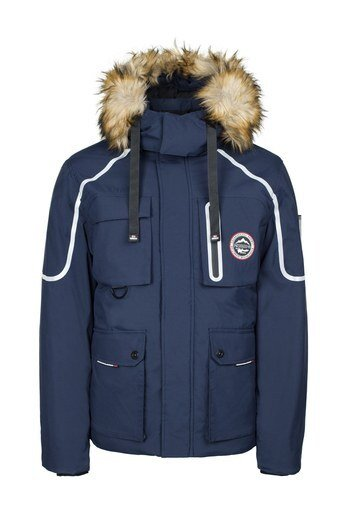 Norway Geographical Outdoor Erkek Parka BARS LACİVERT