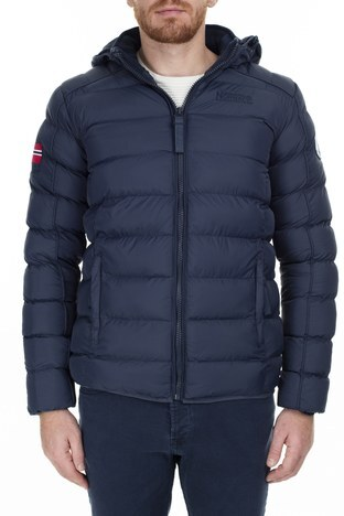 Norway Geographical - Norway Geographical Outdoor Erkek Parka BOMBE LACİVERT (1)