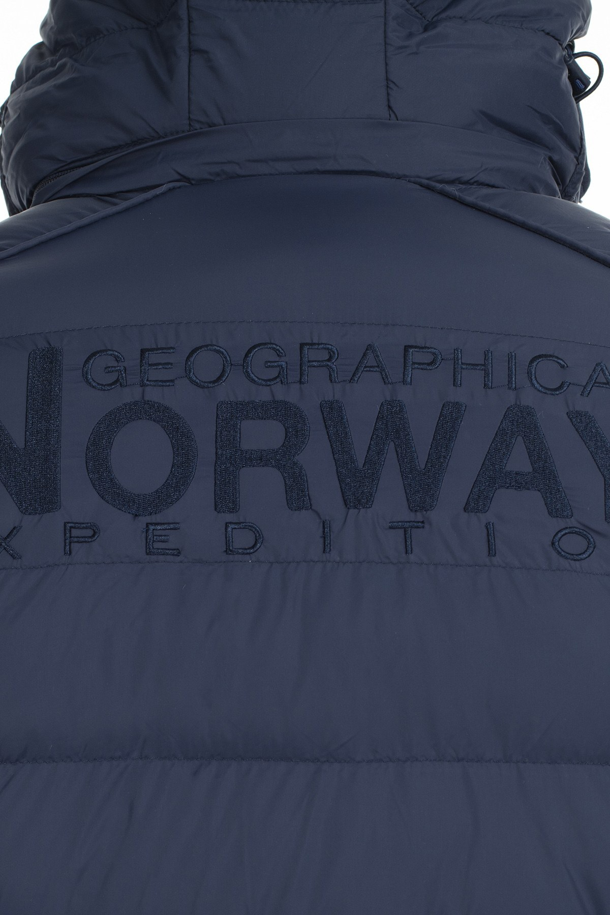 Norway Geographical Outdoor Erkek Parka BOMBE LACİVERT