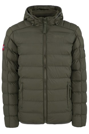 Norway Geographical - Norway Geographical Outdoor Erkek Parka BOMBE HAKİ
