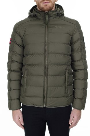 Norway Geographical - Norway Geographical Outdoor Erkek Parka BOMBE HAKİ (1)