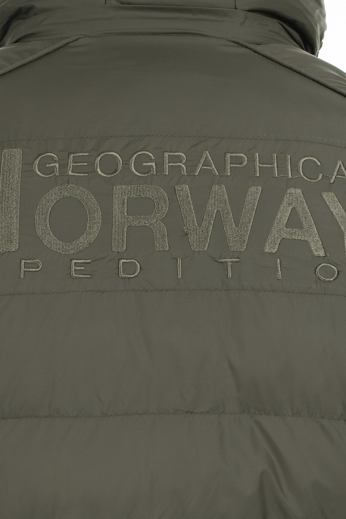 Norway Geographical Outdoor Erkek Parka BOMBE HAKİ