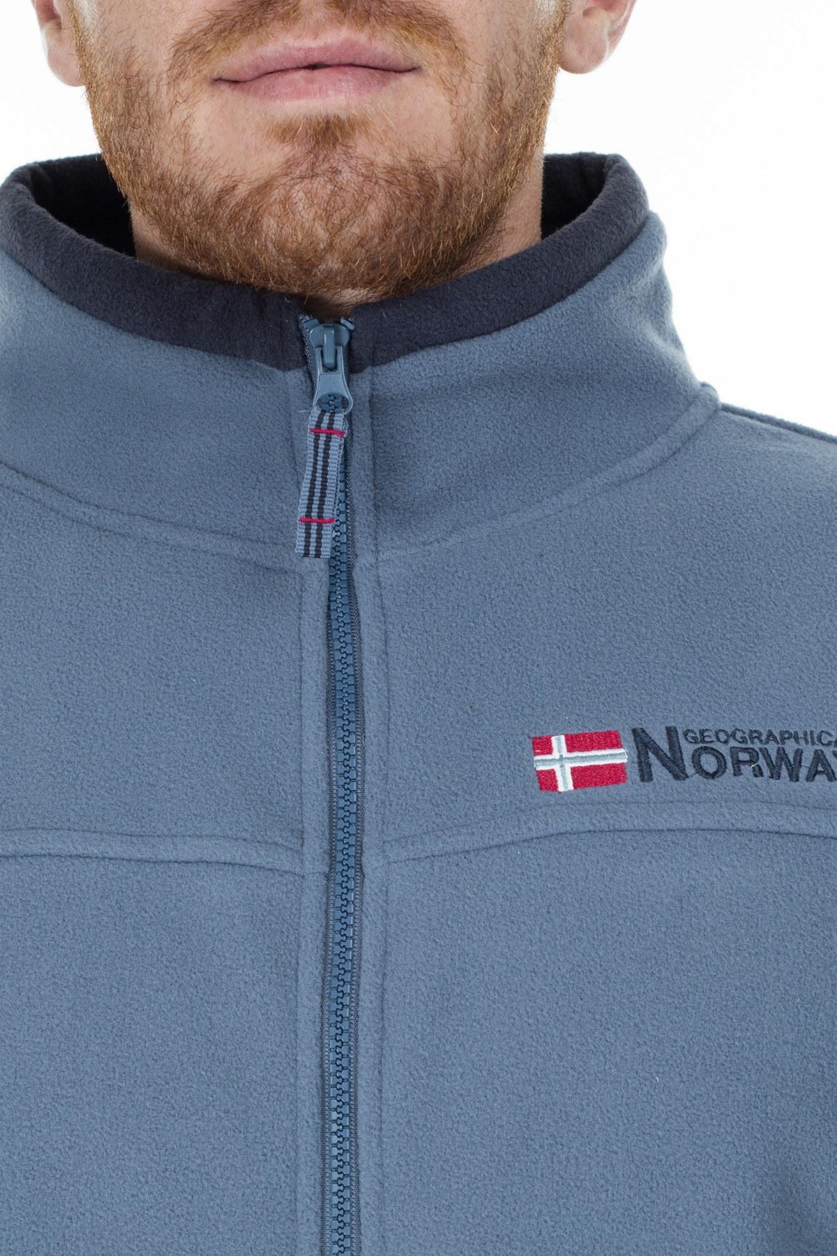 Norway Geographical Outdoor Erkek Polar TAMAZONIE PETROL-LACİVERT