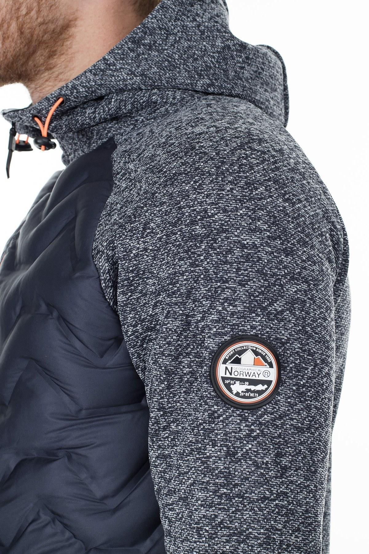 Norway Geographical Outdoor Erkek Sweat GLOBE LACİVERT-LACİVERT