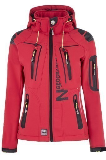 Norway Geographical Outdoor Kadın Mont TEHILA KIRMIZI