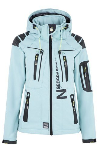 Norway Geographical Outdoor Kadın Mont TEHILA AQUA