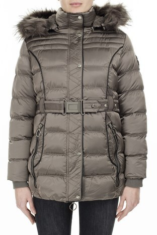 Norway Geographical - Norway Geographical Outdoor Bayan Parka AIMERAUDE VİZON (1)