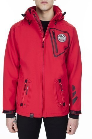 Norway Geographical - Norway Geographical Outdoor Erkek Mont TACEBOOK KIRMIZI (1)
