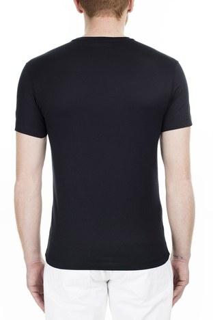 Paul & Shark - Paul & Shark Regular Fit Erkek T Shirt E18P1035SF 011 SİYAH (1)