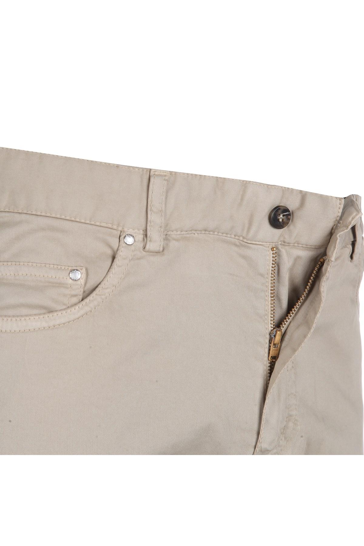 PAUL&SHARK JEANS Erkek Pamuklu Pantolon P17P4121SF