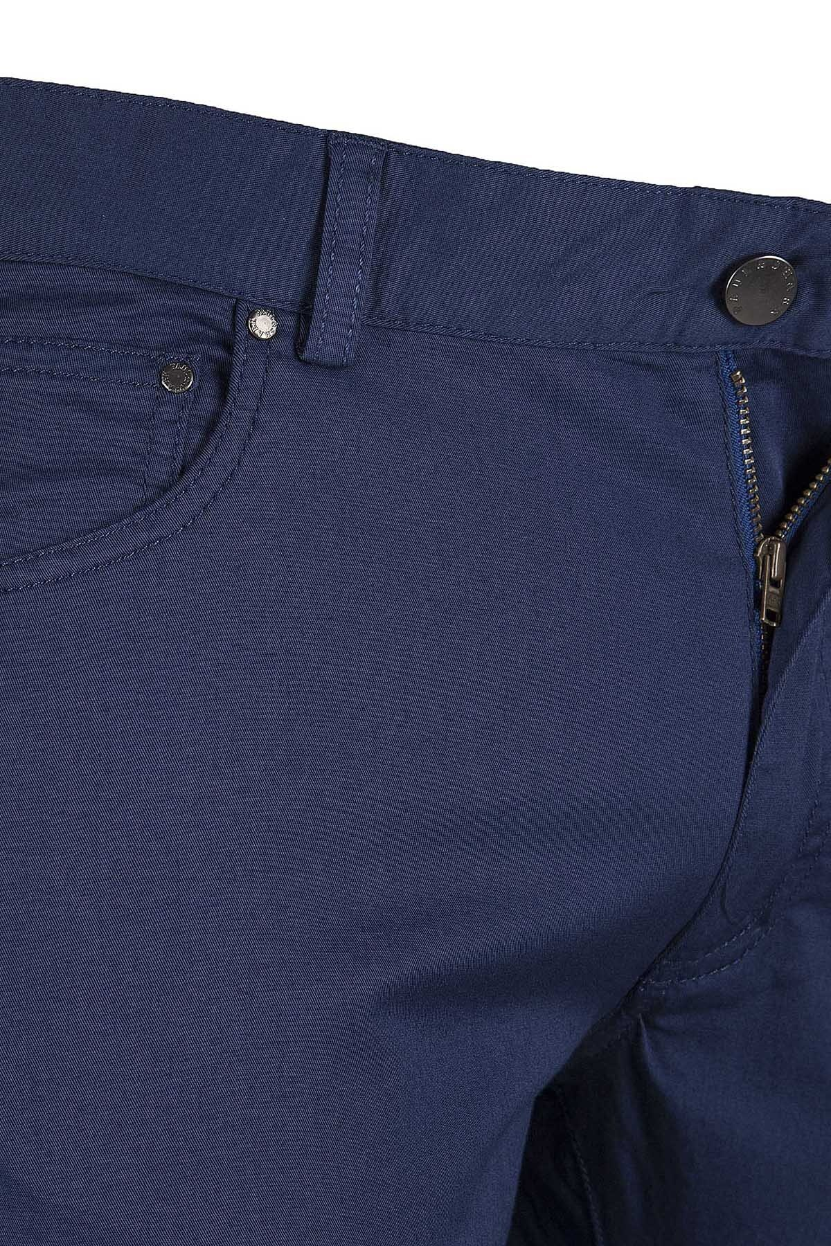 PAUL&SHARK JEANS Erkek Pamuklu Pantolon P18P4002SF 243 LACİVERT