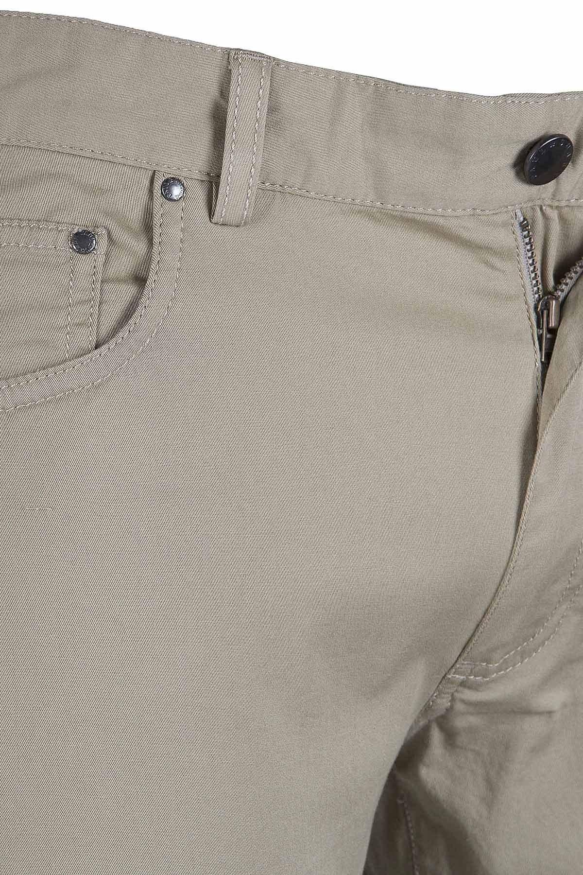 PAUL&SHARK JEANS Erkek Pamuklu Pantolon P18P4002SF 539 BEJ