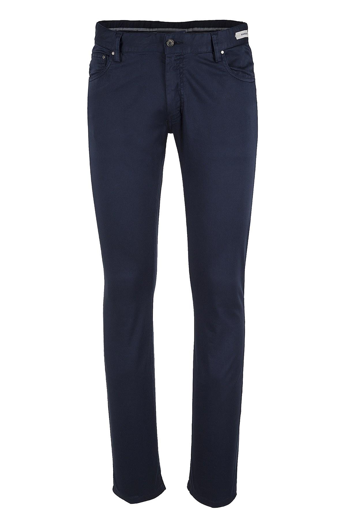 PAUL&SHARK JEANS Erkek Pamuklu Pantolon P18P4131SF 013 LACİVERT