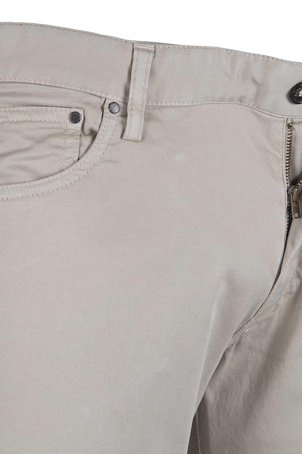 PAUL&SHARK JEANS Erkek Pamuklu Pantolon P18P4131SF 678 BEJ