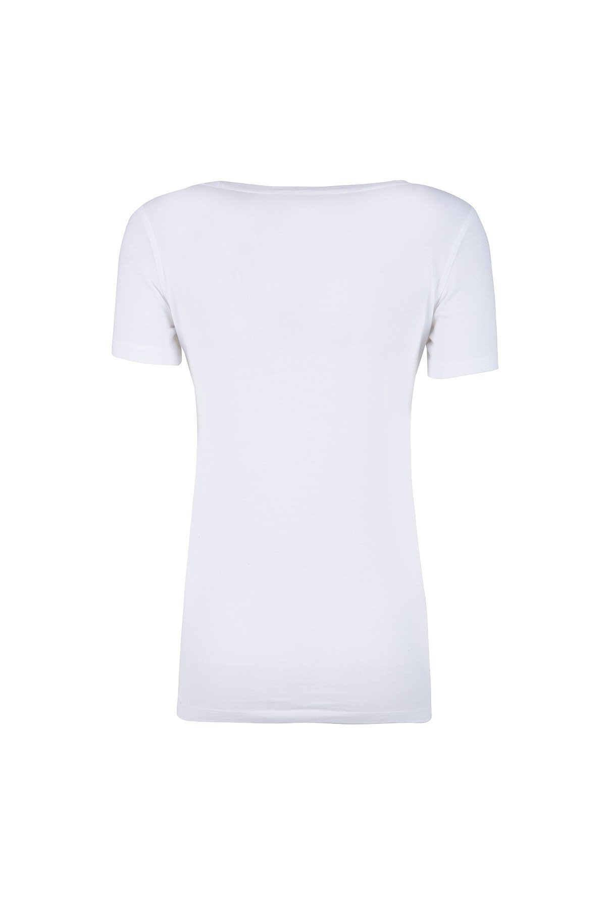 PIERRE BALMAIN T SHIRT Kadın T Shirt FP18007EA8008 004 BEYAZ