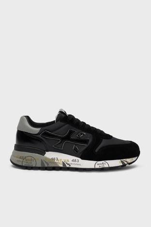 Premiata - Premiata Baskılı Sneaker Erkek Ayakkabı MICK 5017 SİYAH