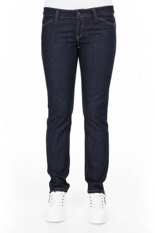 Replay - Replay Jeans Bayan Kot Pantolon ZOXWV554 LACİVERT (1)