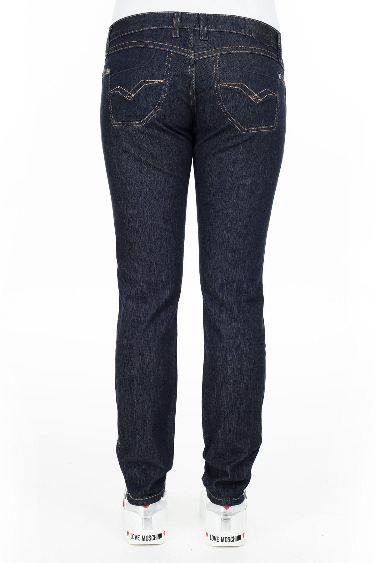 Replay Jeans Bayan Kot Pantolon ZOXWV554 LACİVERT