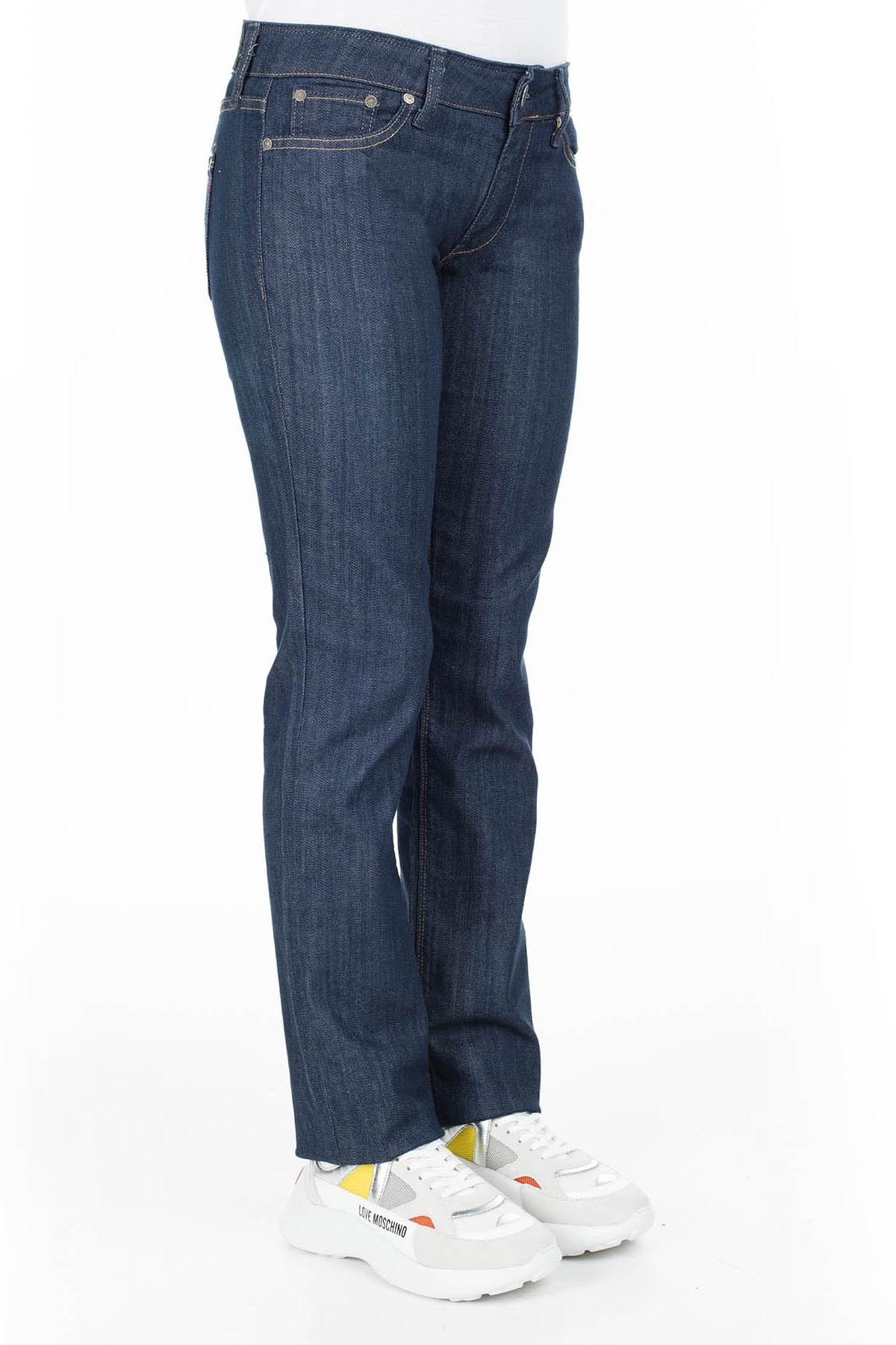 Replay Jeans Bayan Kot Pantolon ZOXWV591 LACİVERT