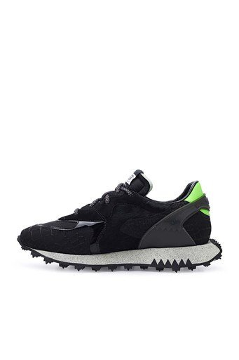 Run Of Black Mamba Günlük Spor Erkek Ayakkabı 40050 SİYAH