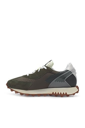 Run Of Marradi Green Günlük Spor Erkek Ayakkabı 40039 HAKİ
