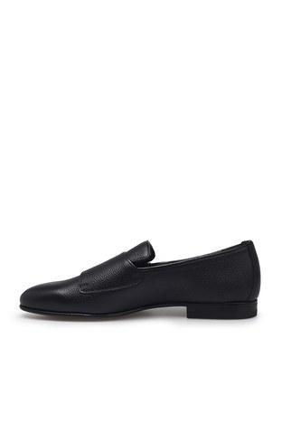 Santoni - Santoni Erkek Ayakkabı MCNC13907LA3SDPSN01 SİYAH (1)