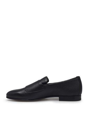 Santoni Erkek Ayakkabı MCNC13907LA3SDPSN01 SİYAH